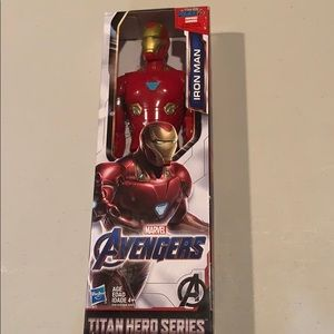 Marvel Avengers titan hero series Iron Man